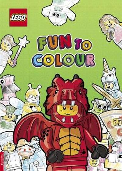 LEGO (R): Fun to Colour - AMEET