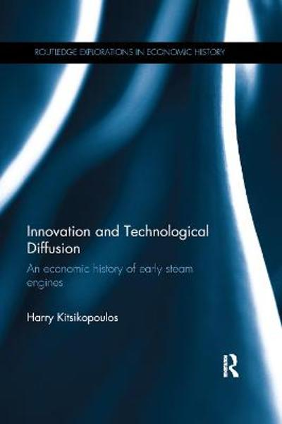 Innovation and Technological Diffusion - Harry Kitsikopoulos