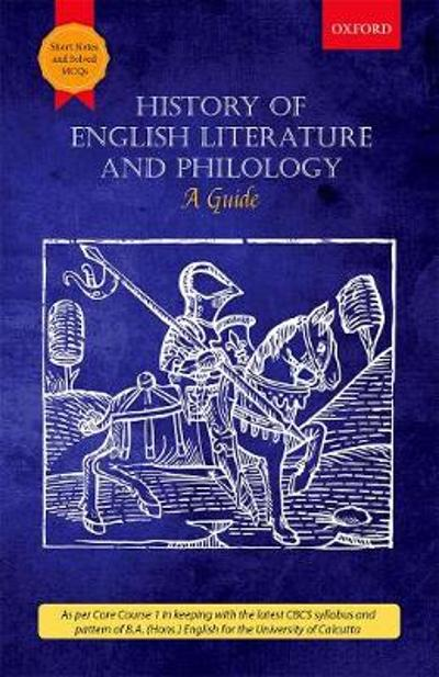 History of English Literature and philology - Oxford University Press