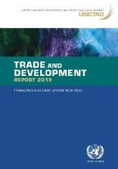 Trade and development report 2019 - United Nations Conference on Trade and Development