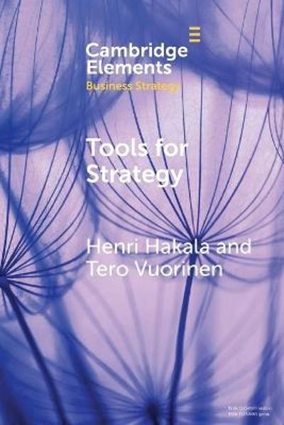 Tools for Strategy - Henri Hakala