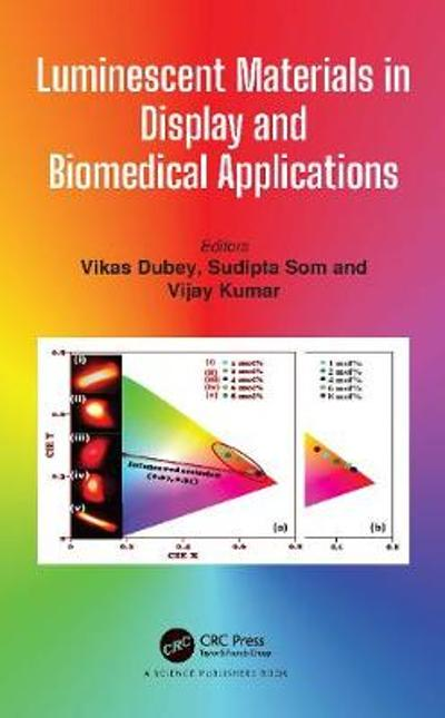 Luminescent Materials in Display and Biomedical Applications - Vikas Dubey
