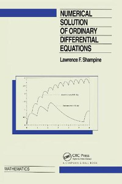 Numerical Solution of Ordinary Differential Equations - L.F. Shampine