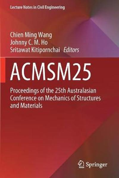ACMSM25 - Chien Ming Wang