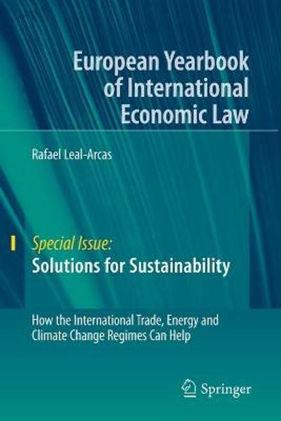 Solutions for Sustainability - Rafael Leal-Arcas