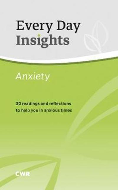 Every Day Insights: Anxiety - Dr Janet Penny