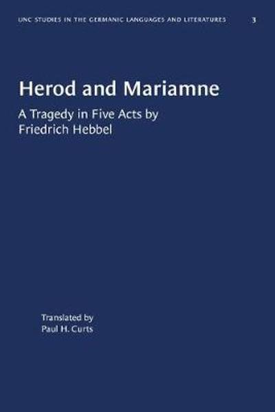 Herod and Mariamne - Paul H. Curts