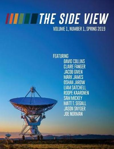 The Side View Vol 1 No 1 - Adam Robbert