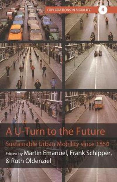 A U-Turn to the Future - Martin Emanuel