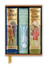Bodleian Libraries: Book Spines Boys Sports (Foiled Journal) - Flame Tree Studio