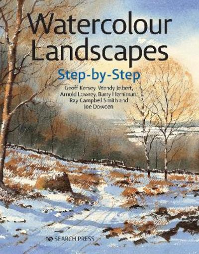 Watercolour Landscapes Step-by-Step - Geoff Kersey