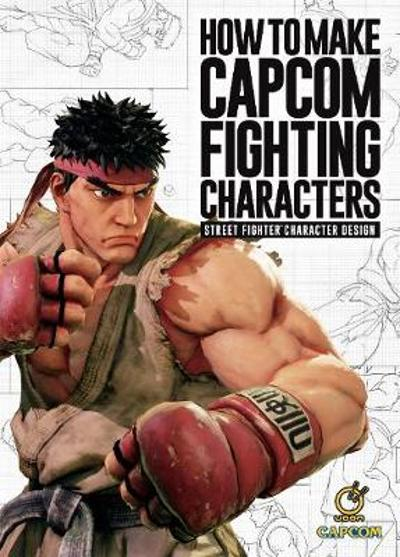 How To Make Capcom Fighting Characters - Capcom