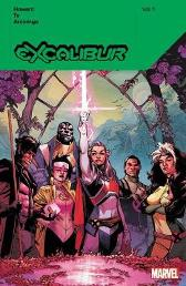 Excalibur By Tini Howard Vol. 1 - Tini Howard Marcus To