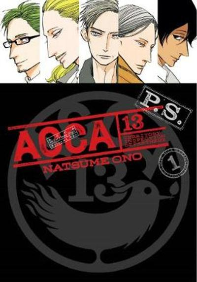 ACCA 13-Territory Inspection Department P.S., Vol. 1 - Natsume Ono