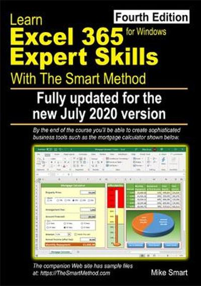 Learn Excel 365 Expert Skills with The Smart Method - Mike Smart