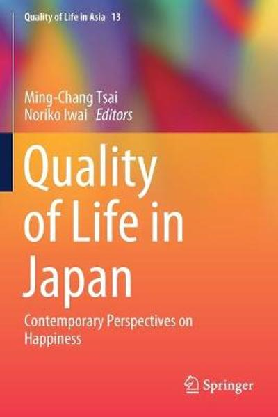 Quality of Life in Japan - Ming-Chang Tsai