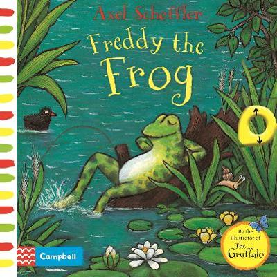 Freddy the Frog - Campbell Books