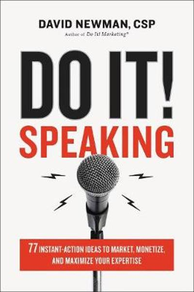 Do It! Speaking - David Newman