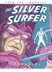 Silver Surfer: Parable 30th Anniversary Edition - Stan Lee Moebius