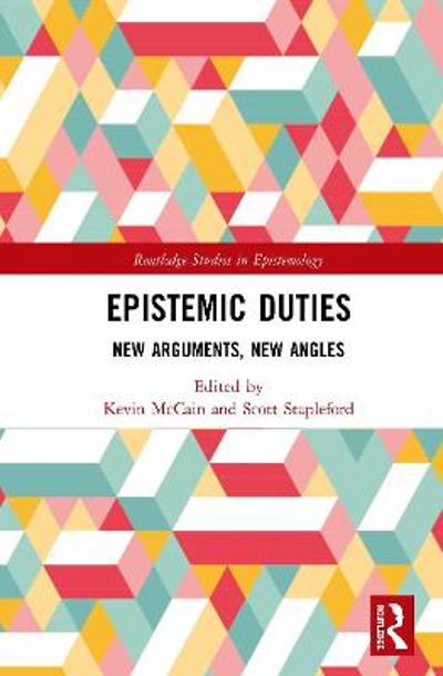 Epistemic Duties - Kevin McCain