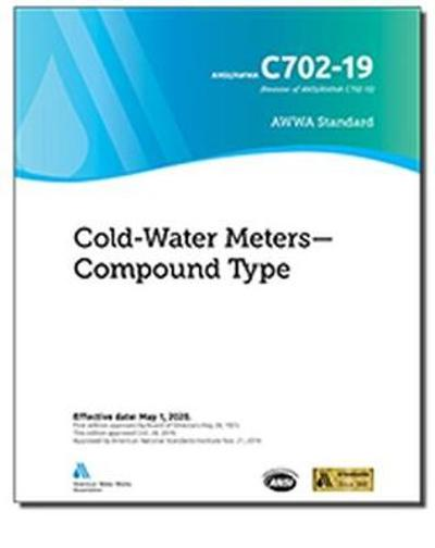 C702-19 Cold-Water Meters - American Water Works Association