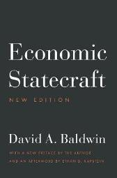 Economic Statecraft - David A. Baldwin Ethan Kapstein Ethan Kapstein