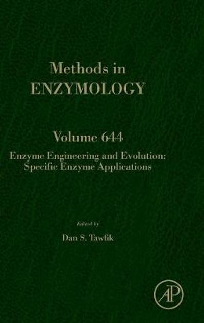 Enzyme Engineering and Evolution: Specific Enzyme Applications - Dan S. Tawfik