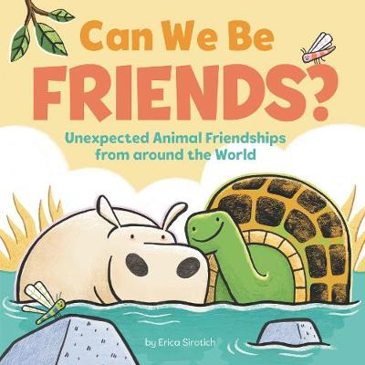 Can We Be Friends? - Erica Sirotich
