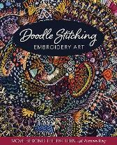 Doodle Stitching Embroidery Art - Aimee Ray