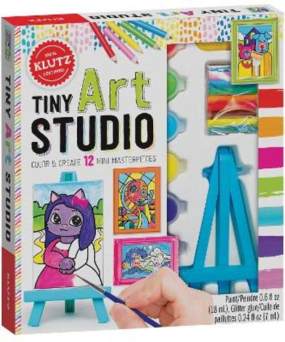 Tiny Art Studio - Editors of Klutz