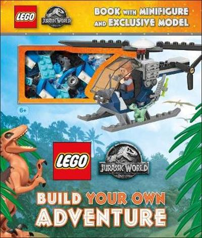 LEGO Jurassic World Build Your Own Adventure - Julia March
