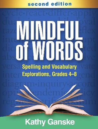 Mindful of Words - Kathy Ganske