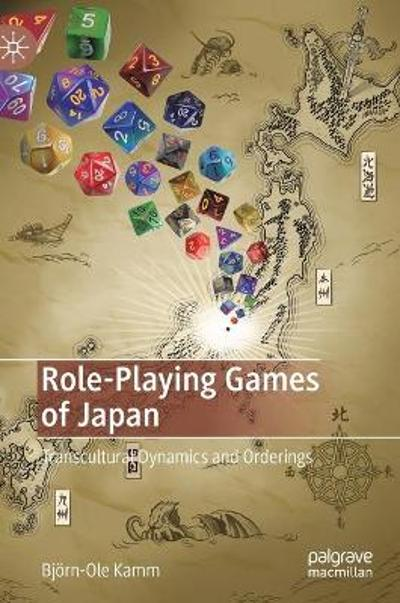 Role-Playing Games of Japan - Bjoern-Ole Kamm