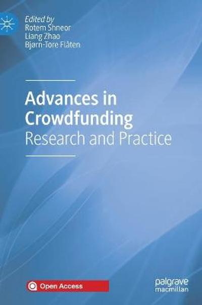 Advances in Crowdfunding - Rotem Shneor