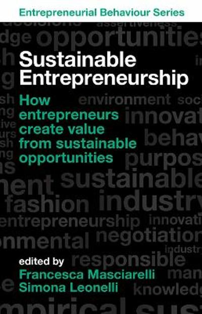 Sustainable Entrepreneurship - Dr Francesca Masciarelli