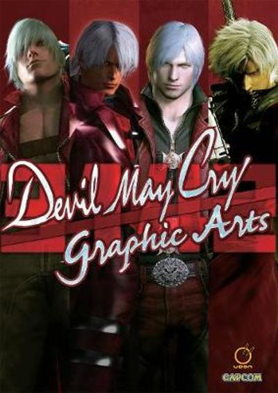 Devil May Cry 3142 Graphic Arts Hardcover - Capcom