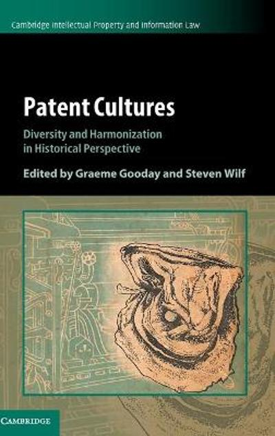 Patent Cultures - Graeme Gooday