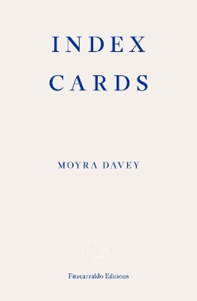 Index Cards - Moyra Davey
