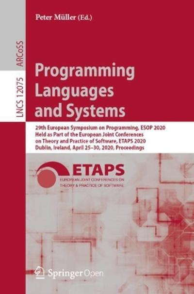 Programming Languages and Systems - Peter Muller