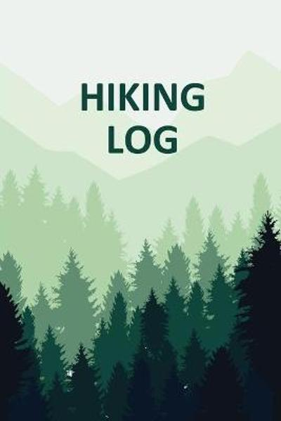 Hiking Log Book - Teresa Rother