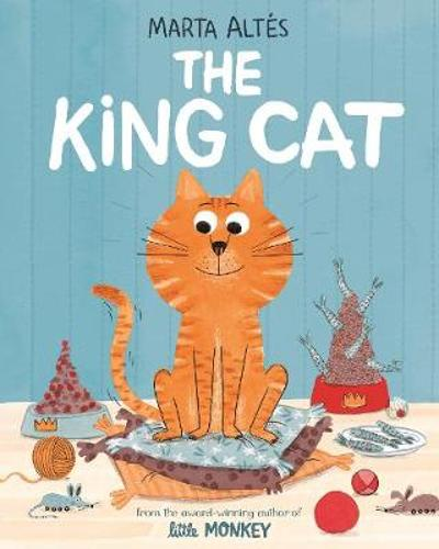 The King Cat - Marta Altes
