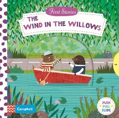 The Wind in the Willows - Campbell Books