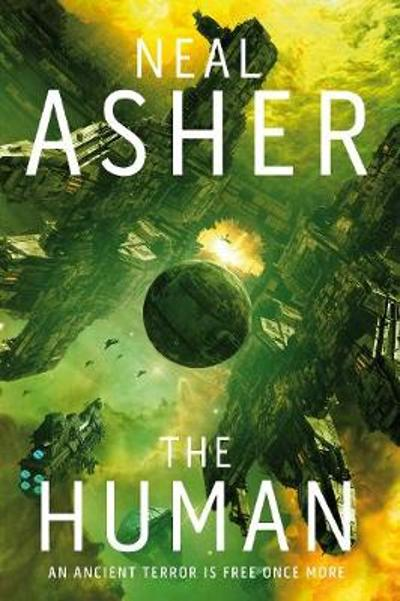 The Human - Neal Asher