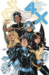 X-men/fantastic Four: 4x - Chip Zdarsky Terry Dodson
