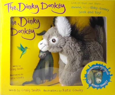 The Dinky Donkey Book and Toy - Craig Smith