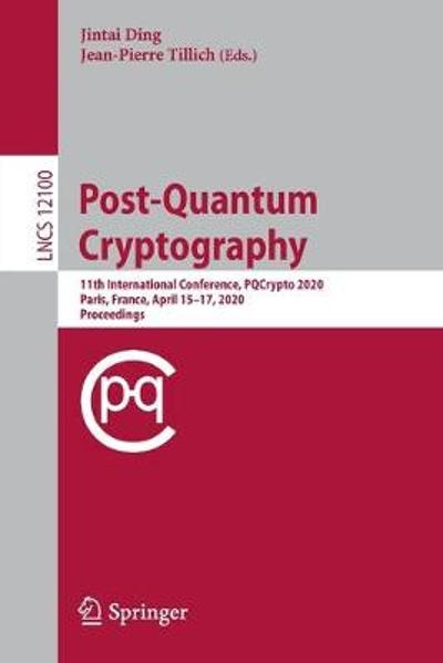 Post-Quantum Cryptography - Jintai Ding