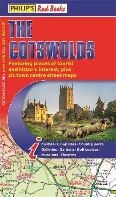 Philip's The Cotswolds - Philip's Maps