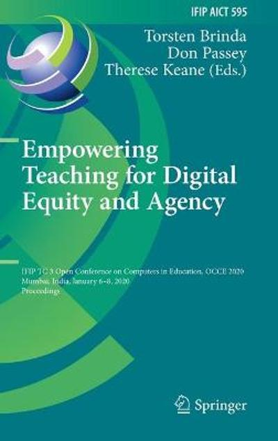 Empowering Teaching for Digital Equity and Agency - Torsten Brinda