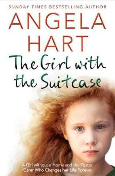 The Girl with the Suitcase - Angela Hart