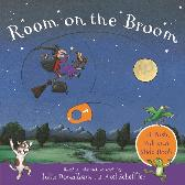 Room on the Broom: A Push, Pull and Slide Book - Julia Donaldson  Axel Scheffler